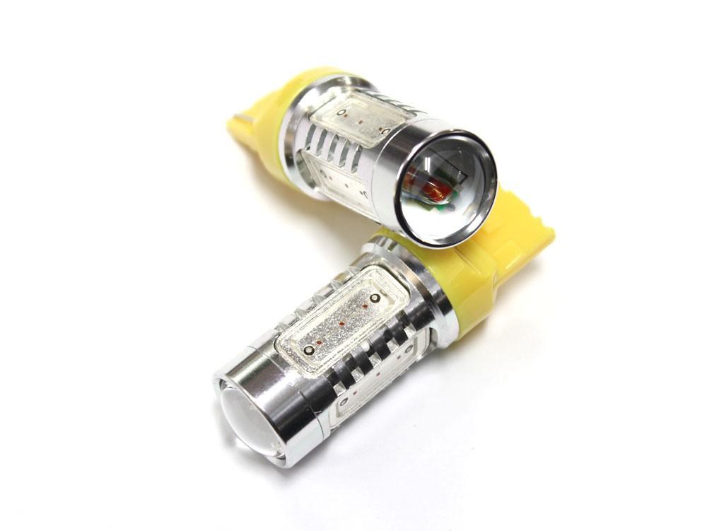 T20 シングル ピンチ部違い対応 プロジェクター LED 16W アンバー