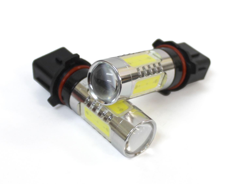 PSX26W プロジェクター LED フォグバルブ 16W ホワイト