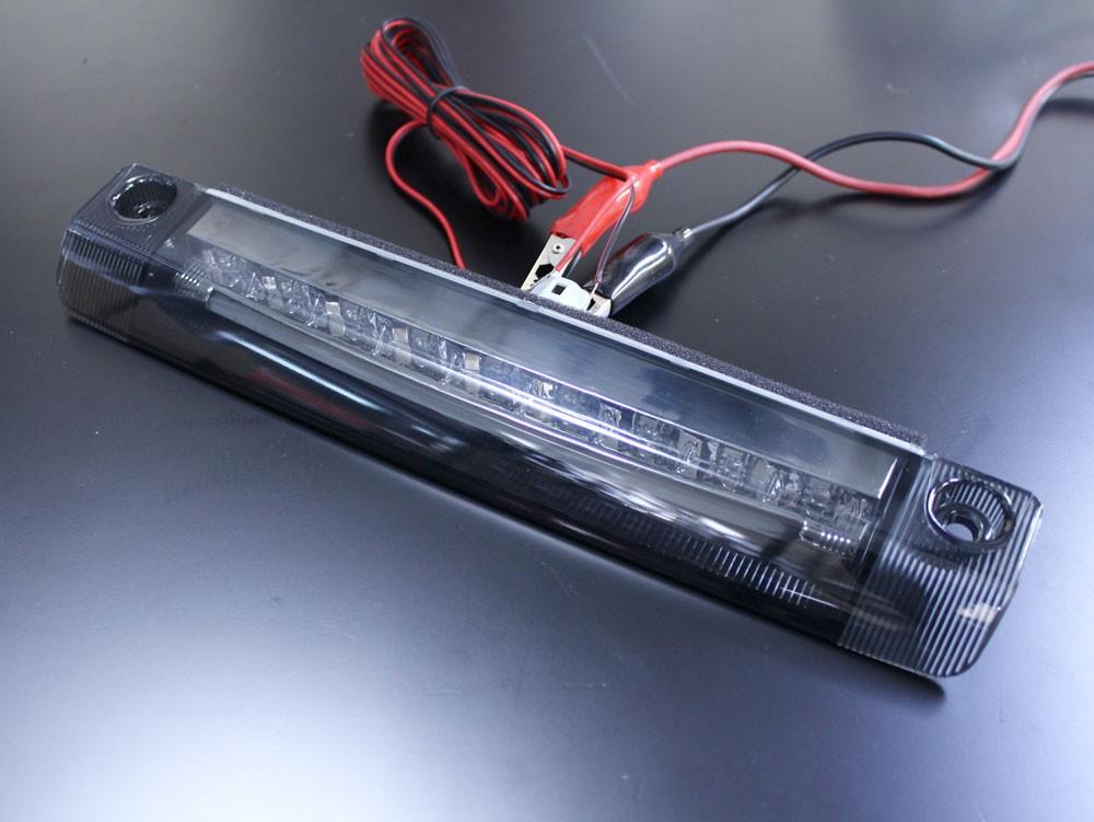 プリウス / プリウスα / アクア LEDバー ハイマウントストップランプ スモーク