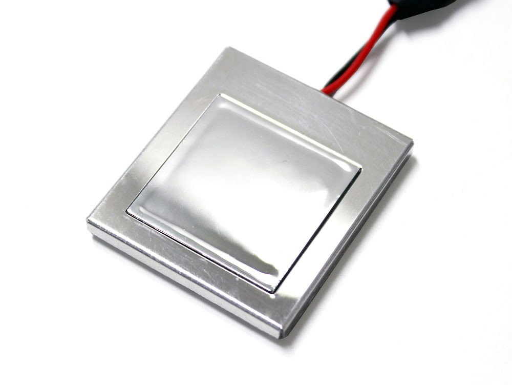 ステルス 面発光 ルームランプ LED 40mm×35mm