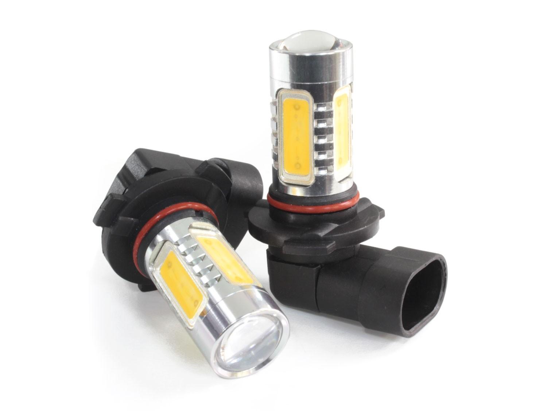 HB4 プロジェクター LED フォグバルブ イエロー