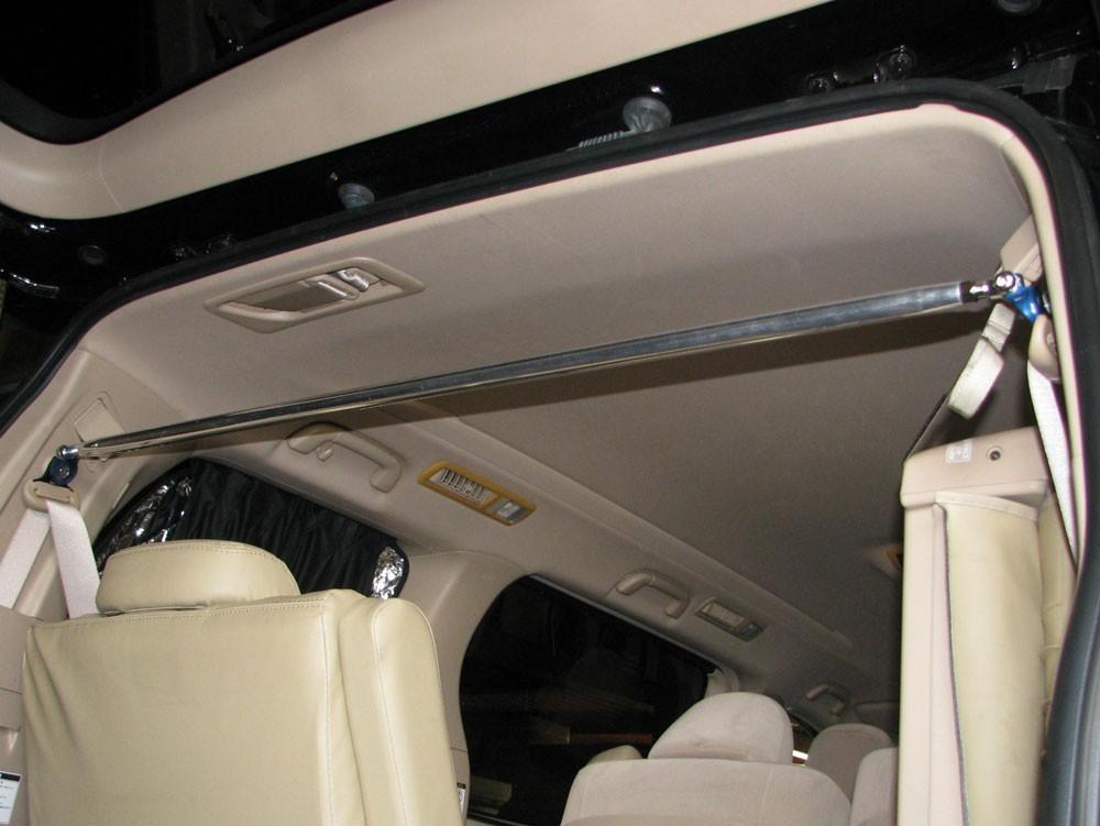 ノア / ヴォクシー 70系 パワーバックドア無し車 リア ピラーバー ストレートタイプ