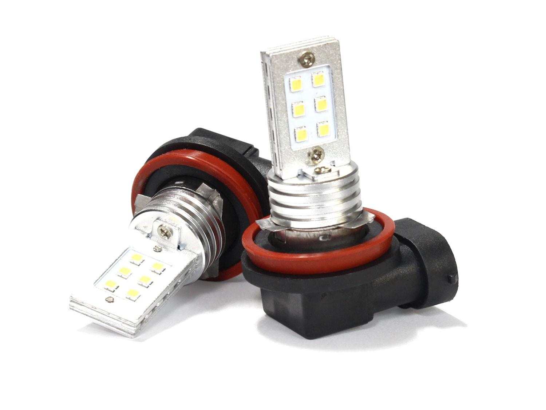 H8 リフレクター LED フォグバルブ ホワイト