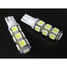 T10 / T16 LED ウェッジバルブ 13連 ホワイト