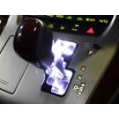 アルファード / ヴェルファイア 20系 シフトゲート LED イルミネーションパネル ホワイト